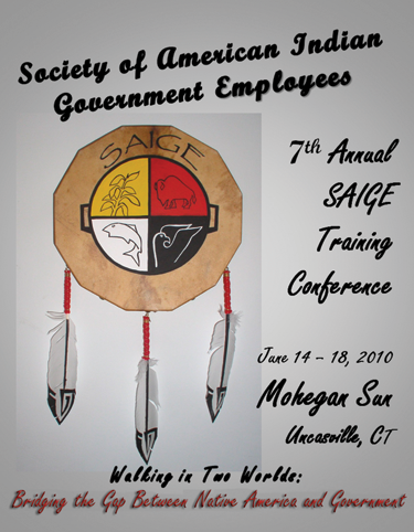 Conference Agenda cover for 2010