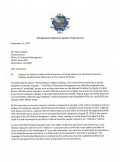 NCEPS OPM letter on Mascots