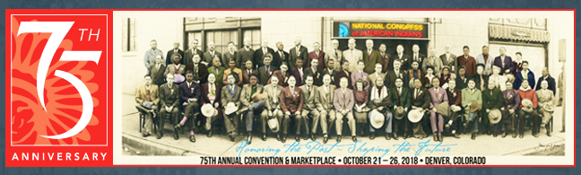 photo of first NCAI meeting
